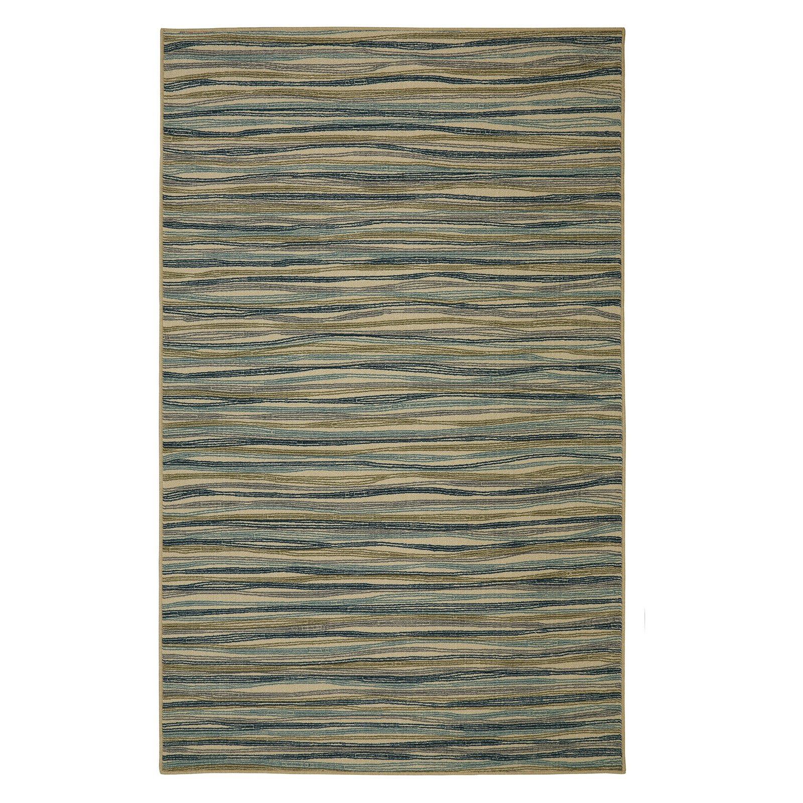 Mohawk Home Melody Stripe Area Rug