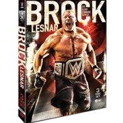 WWE: Brock Lesnar Eat. Sleep. Conquer. Repeat. by WARNER HOME VIDEO