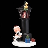 Charlie Brown and Snoopy Night Light