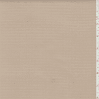Butterscotch Tan Ripstop Canvas, Fabric By the Yard
