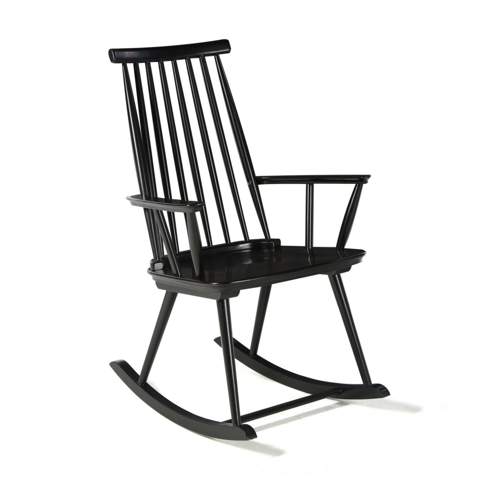 Belham Living Warren Modern Windsor Rocking Chair