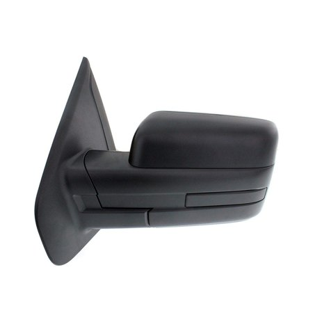 NEW DRIVER DOOR MIRROR FITS FORD F-150 2011-2012 POWERED FO1320408