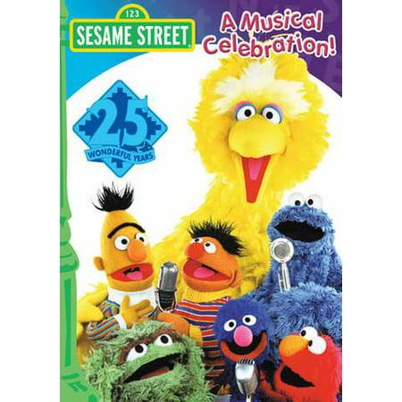 Sesame Street: 25th Birthday - A Musical Celebration! (Vudu Digital Video on Demand)