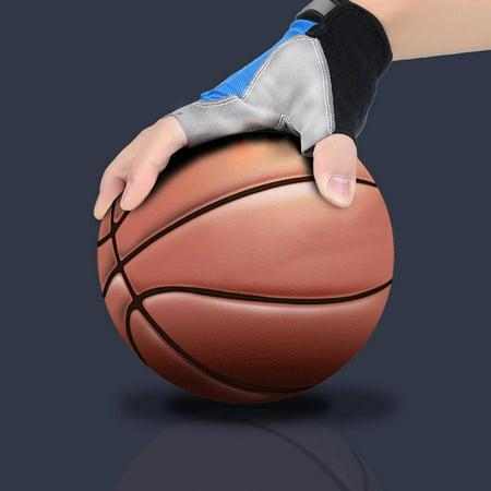 Anauto Basketball Controlling Gloves, Basketball Gloves,Basketball Ball Controlling Hand Shooting Skills Training Aid Exercise Gloves (Globe Basketball)