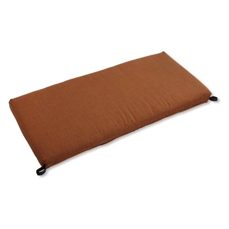Blazing Needles Outdoor All Weather 42 x 19 in. Iron Swing and Bench Cushion ()