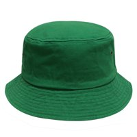 f0f88171857 Product Image City Hunter Plain Cotton Bucket Hats (Bd2020-Kelly Green)