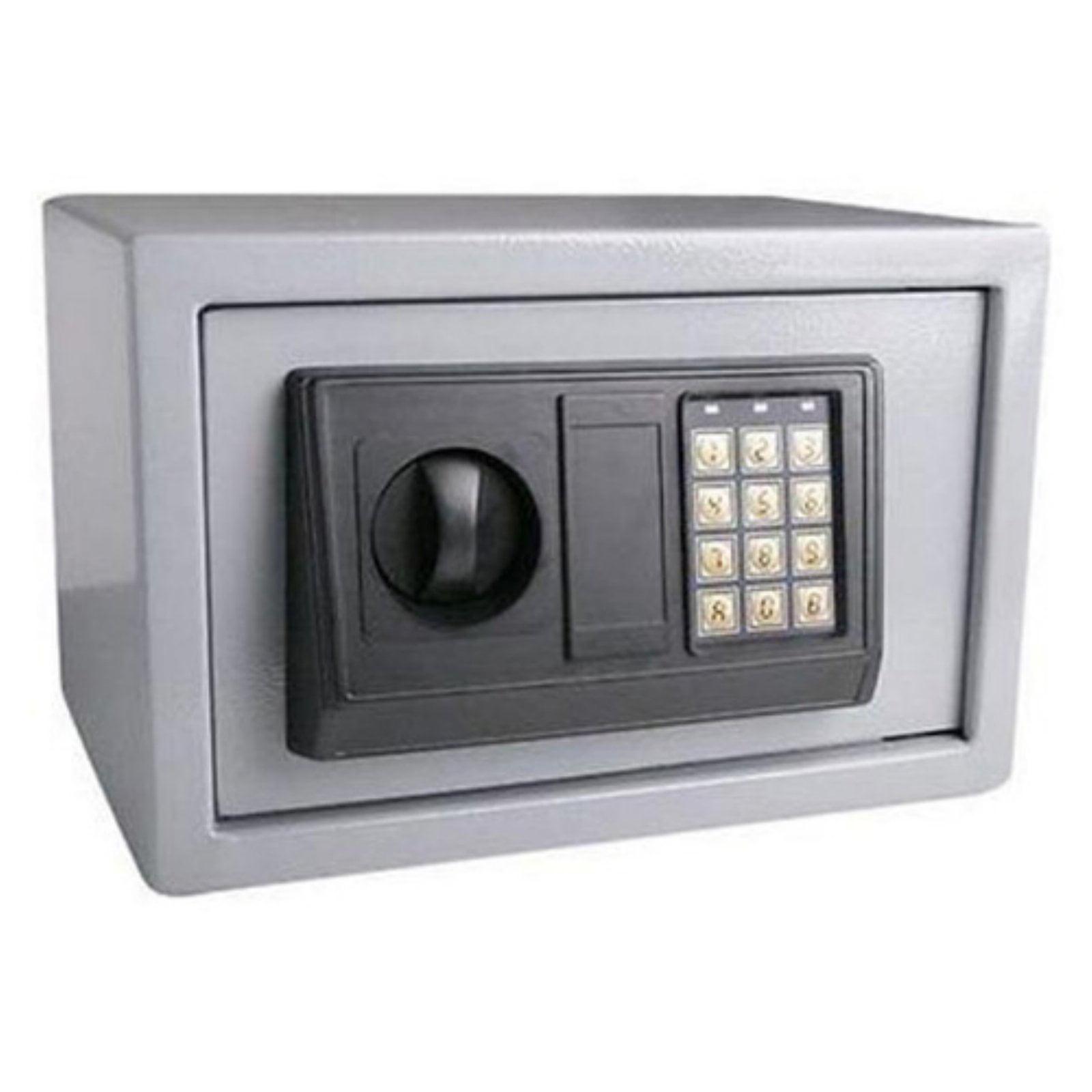 ALEKO Electronic Digital Safe Box for Gun or Jewelry by ALEKO