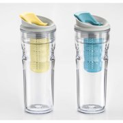2-Piece Double Walled BPA-Free Infusion Rod Tumbler Set