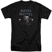Bates Motel Motel Room Mens Big and Tall Shirt