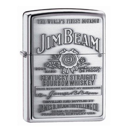 Jim Beam Pewter Emblem