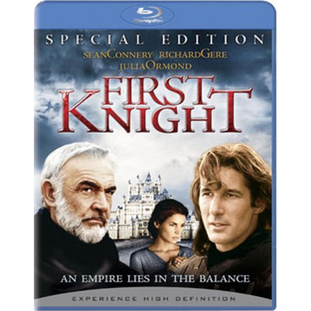 Julia Knight Peony Snow - First Knight (Blu-ray)