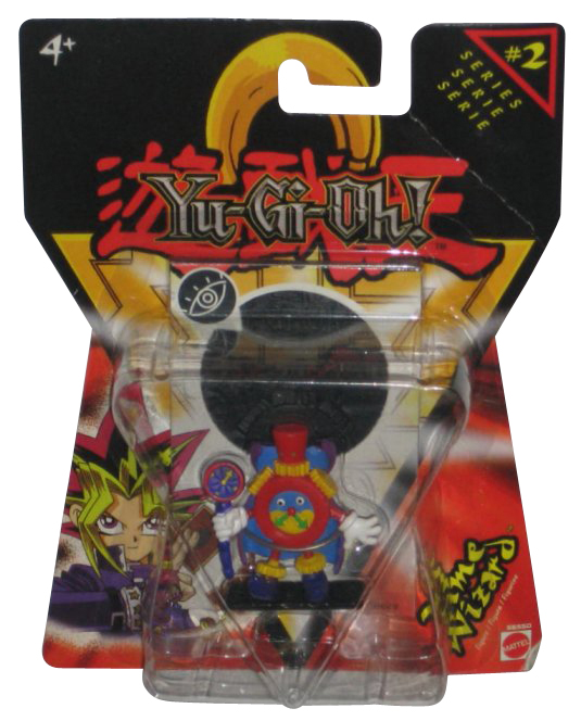 Yu-Gi-Oh! Time Wizard Series 2 Anime Mattel Toy Action Figure by Mattel