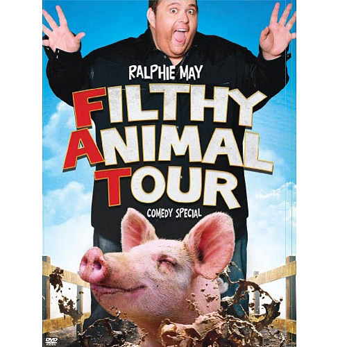Ralphie May: Filthy Animal Tour (Widescreen)