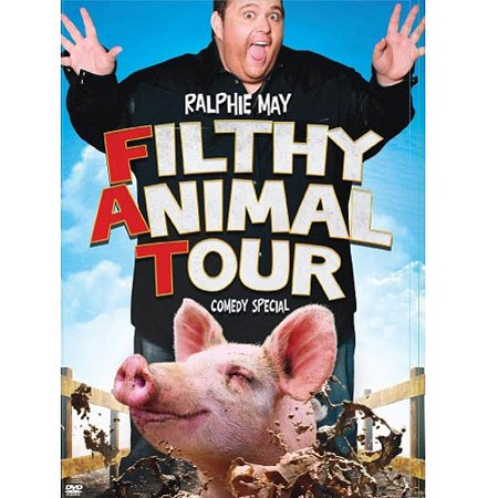 Ralphie May: Filthy Animal Tour Comedy Special (DVD)