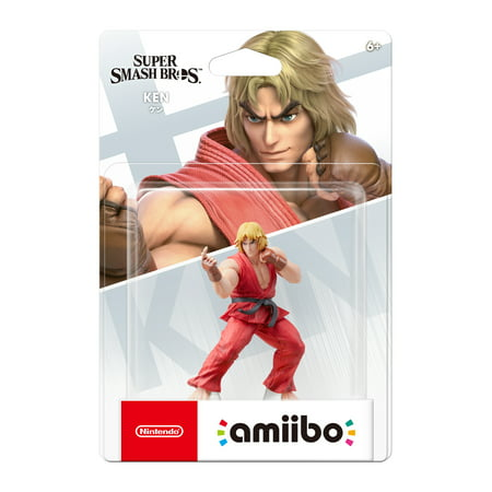 Ken Super Smash Bros. Series, Nintendo amiibo,