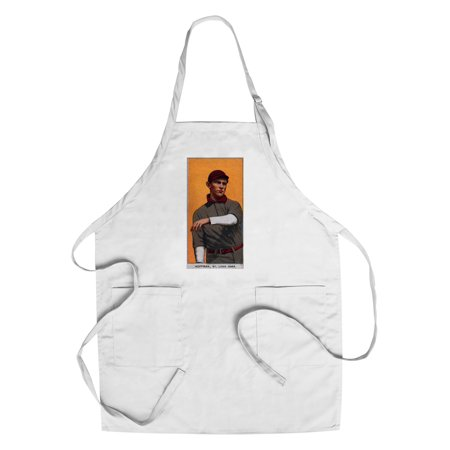 - St. Louis Browns - Danny Hoffman - Baseball Card (Cotton/Polyester Chef's Apron)