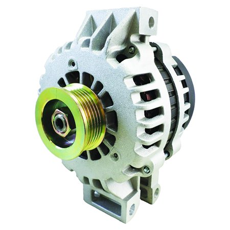 new alternator for 2006 4 2l buick rainer, chevrolet trailblazer, gmc envoy  & envoy xl, isuzu ascender, saab 9-7x - walmart com