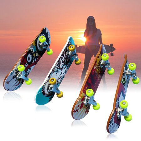 2Pcs Finger Skateboard Truck Mini board Boy Kids Children Christmas Gift Toy