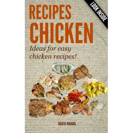 Halloween Chicken Recipe Ideas (CHICKEN RECIPES - Ideas for easy chicken recipes!? -)