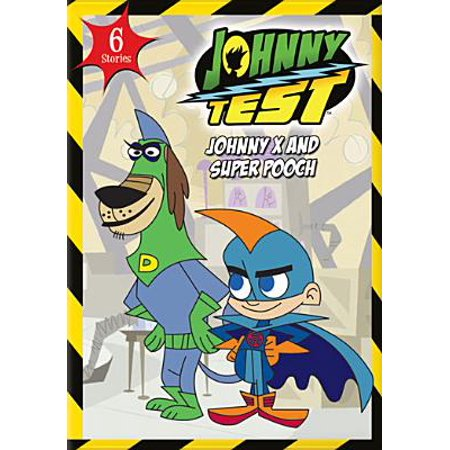 Johnny Test: Johnny X And Super Pooch](Johnny Test Halloween)