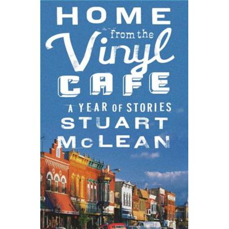 Home from the Vinyl Cafe - eBook