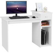Yaheetech Computer Study Student Desk Laptop Table with Drawer Home Office Furniture