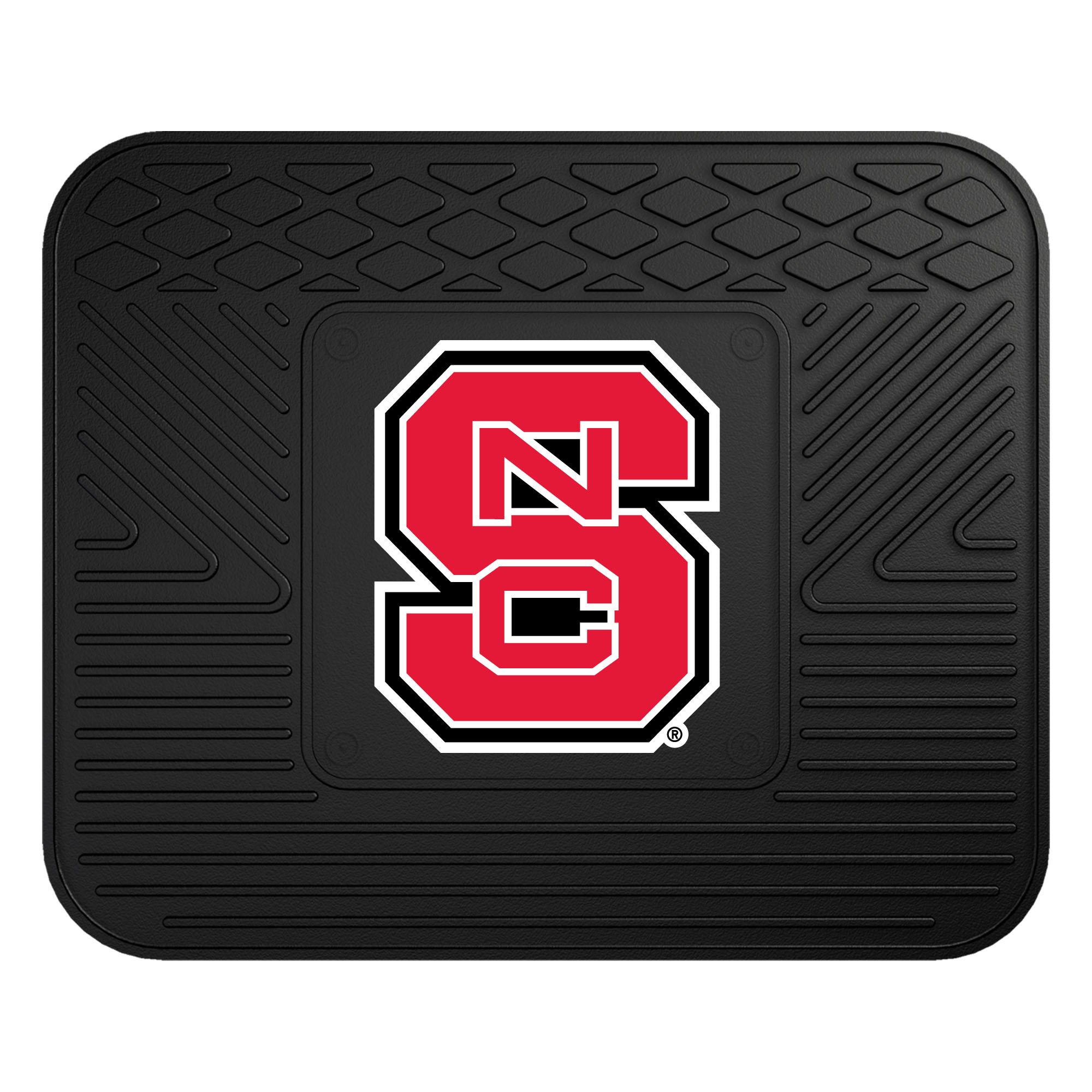 "NC State Utility Mat 14""x17"""