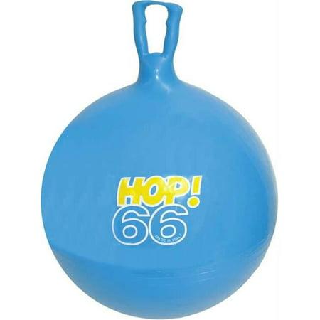Olympia Sports BA607P 26 in. Hop Ball - Blue (Hop Ball 26)
