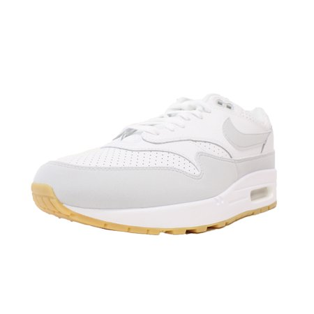 wholesale dealer 6ba5f f3521 Nike - NIKE AIR MAX 1 WHITE PURE PLATINUM GUM YELLOW AM1 AH8145 103 -  Walmart.com