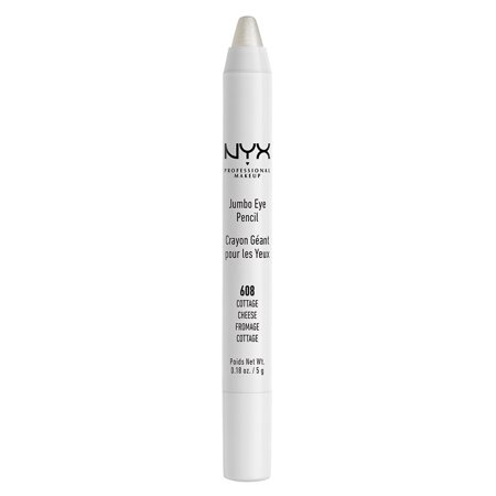 NYX Professional Makeup Jumbo Eye Pencil, Cottage Cheese](Eye Makeup Ideas For Halloween)