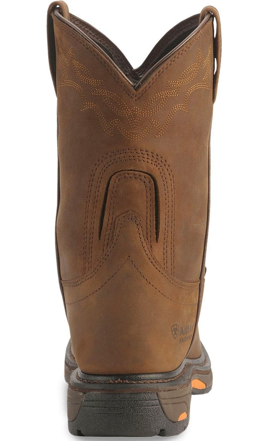 Ariat Men's H2o Workhog Western Work Boot Soft Toe - 10001198