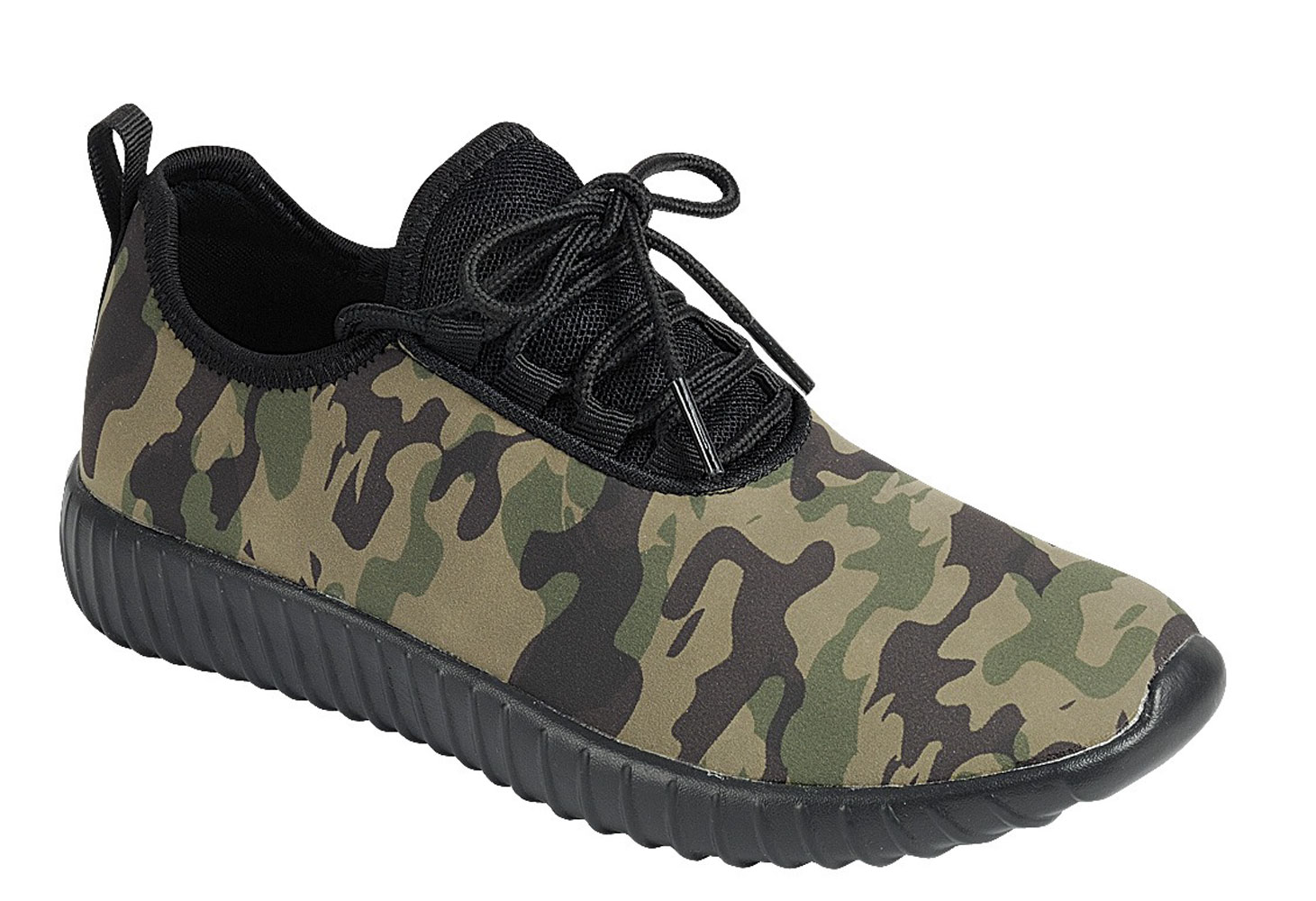 Forever Link Remy-19 Camouflage Lace Up
