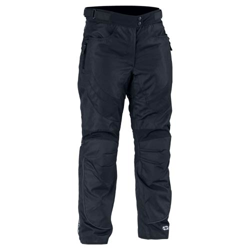 Castle Streetwear Velocity Air Womens Pants Black