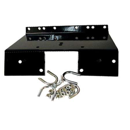 Warn 76192 RV Winch Mount for Yamaha Grizzly 350 2007-2011 Warn Winch Mounting Systems