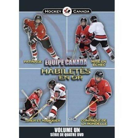 Equipe Canada Habitetes en or 1