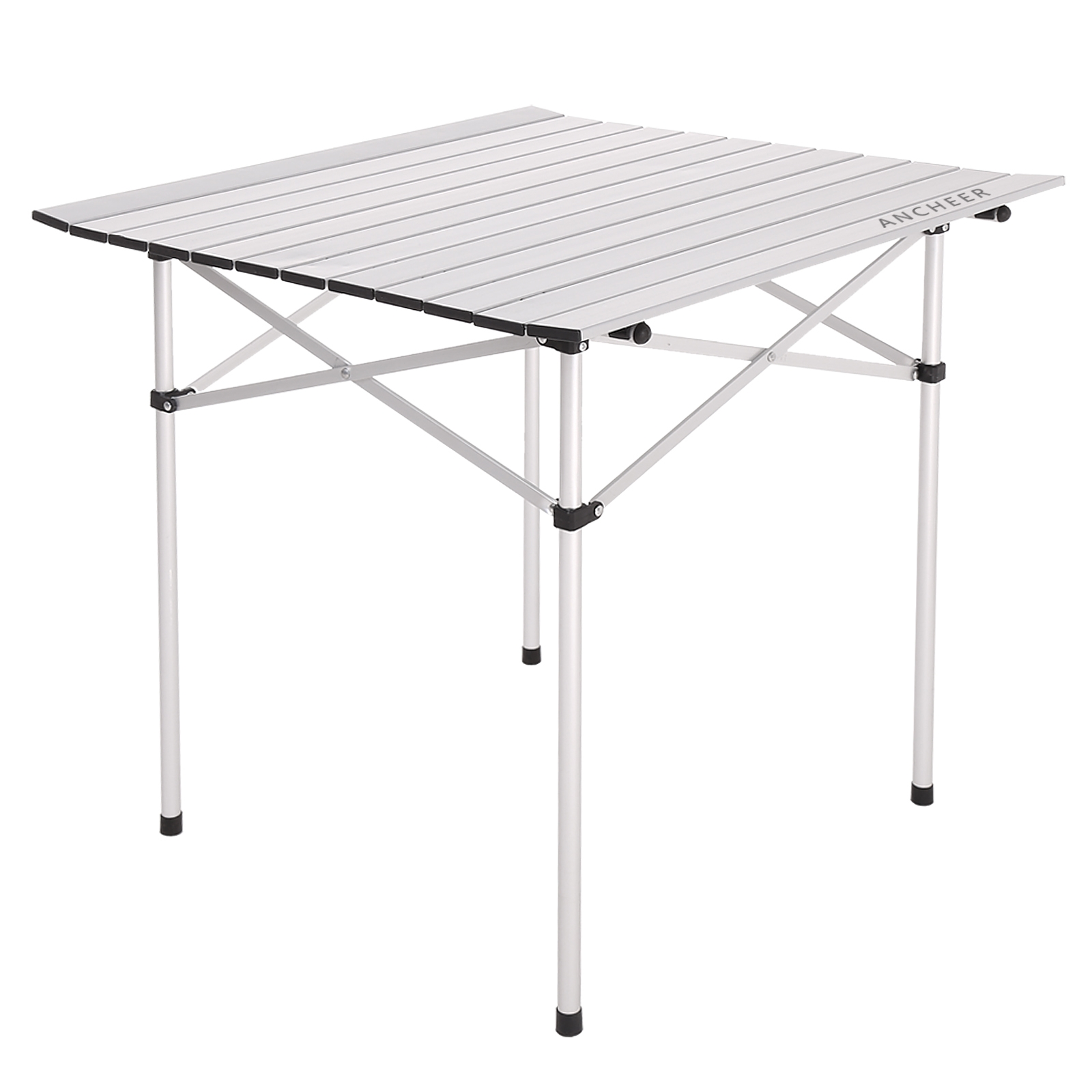 Camping Table Outdoor Portable Roll Up Folding Picnic Table Garden Yard BYE by