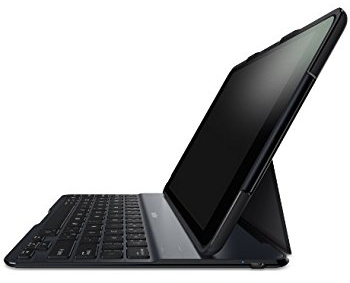 Belkin ULTIMATE KEYBOARD CASE iPad Air BLACK Folio Keys by Belkin