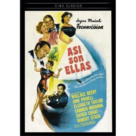 A Date with Judy [ NON-USA FORMAT, PAL, Reg.0 Import - Spain ]