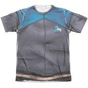 Harbinger Kris Hathaway Uniform (Front Back Print) Mens Sublimation Shirt