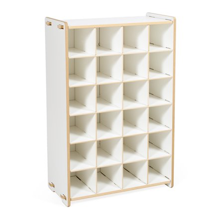 Kids Shoe Organizer White