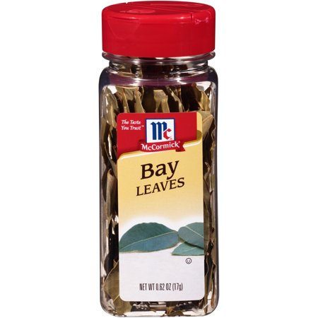 (3 Pack) McCormick Bay Leaves, 0.62 oz