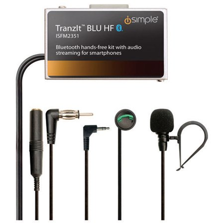 PAC Bluetooth Hands free kit with audio streaming for smart phones - Pac Hands Free Plug