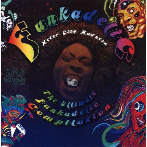 Motor City Madness: Ultimate Funkadelic