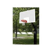 Ultimate Perforated Outdoor Basketball System