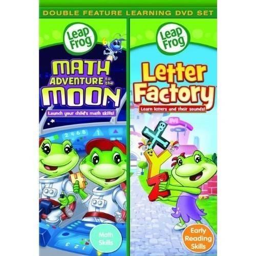 Leapfrog Letter Factor Math Adventure by PID