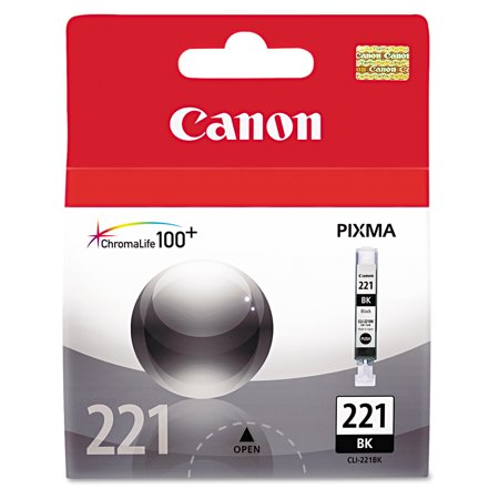 Canon 2946B001 (CLI-221) Ink, Black ()