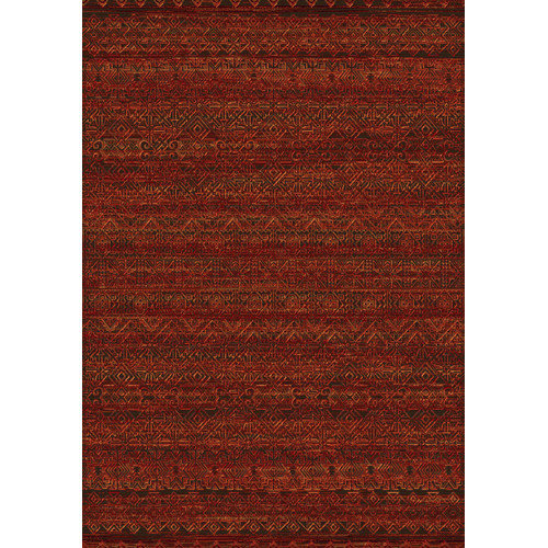 Crescent Drive Rug Company Imperial Red Area Rug