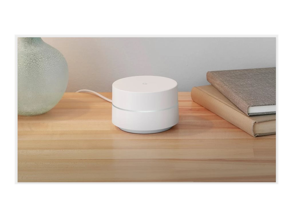 Google Wifi System, Router Replacement for Whole-Home Coverage