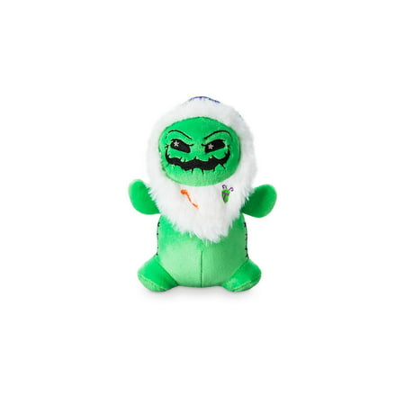 Disney Parks Wishables Oogie Boogie Plush Nightmare Before Christmas Micro Plush ()