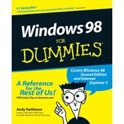 For Dummies: Windows 98 for Dummies (Paperback)